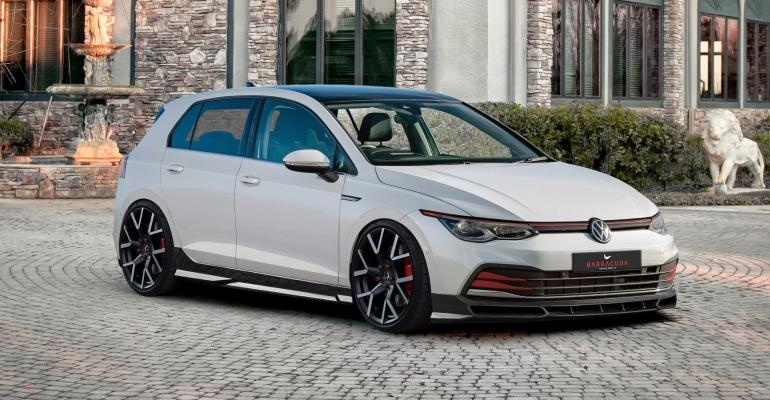 Ремонт карданных валов Volkswagen Golf R