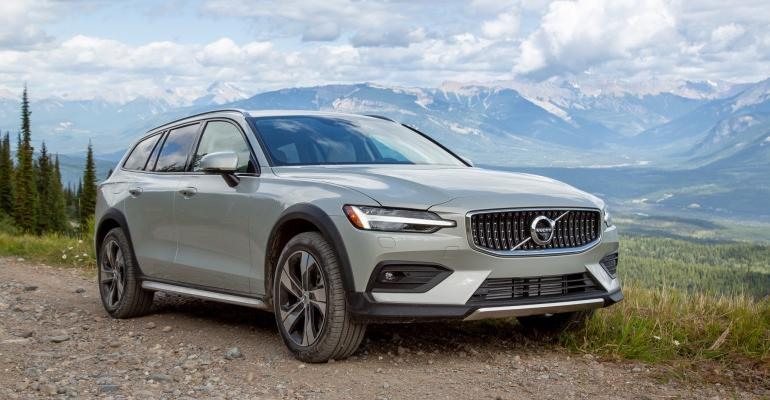 Ремонт карданных валов Volvo V60 Cross Country